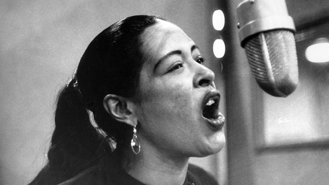 BILLIE HOLIDAY – STRANGE FRUIT